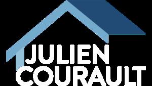 Logo Julien Courault Blanc